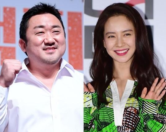 宋智孝出演电影《愤怒的公牛》 与马东锡饰演夫妻档