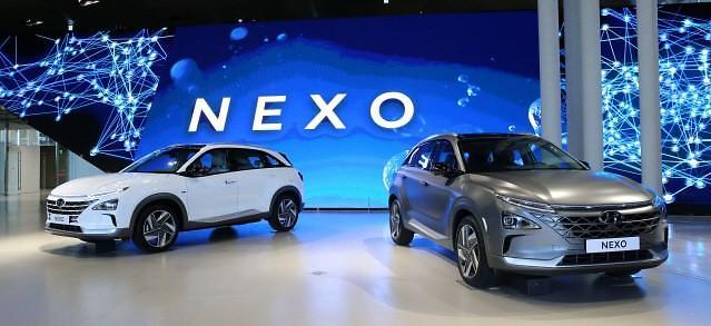 现代汽车下半年在中国开展氢燃料电动汽车示范项目