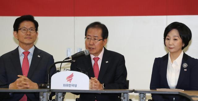 한국당, 김문수로 '올드보이' 퍼즐 완성...'호남'은 여전히 인물난