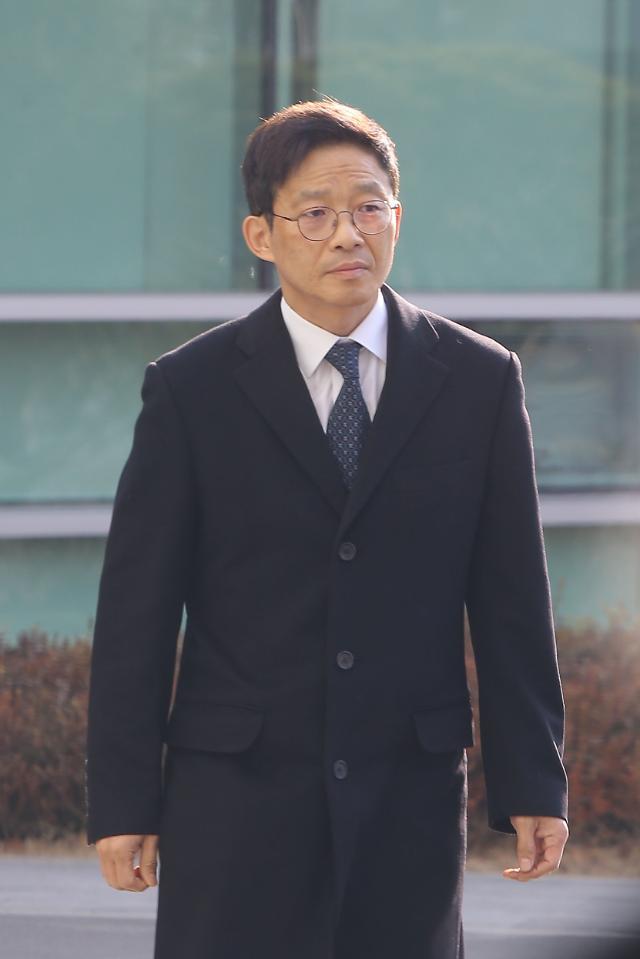 검찰 수사심의위 성추행·인사보복 안태근 기소여부 13일 결정