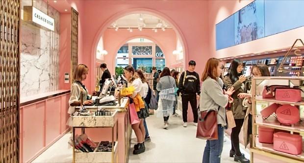 法国欧莱雅掷4000亿韩元收购Stylenanda 看中其彩妆品牌3CE
