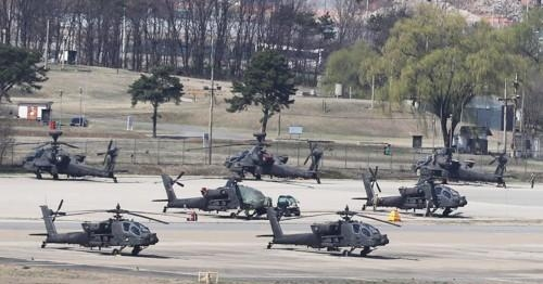 韩美进行第10次韩美防卫费分担问题协商第2轮谈判