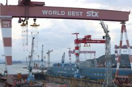 .STX shipyard avoids court receivership on concessions from key creditor.