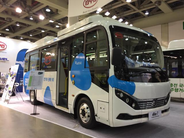 中国电动汽车登陆济州 价格技术双获赞