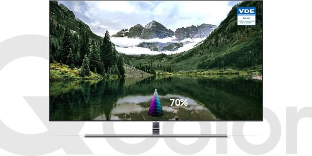 Samsung unveils new QLED TVs installed with AI voice-recognition system
