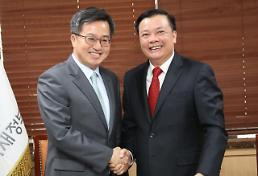 S. Korea and Vietnam agree to accelerate economic cooperation