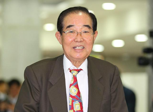 후농 김상현 전 의원 별세