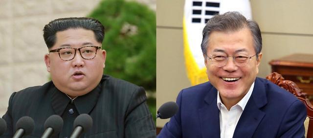 韩朝首脑会谈《4·27宣言》制定流程引关注