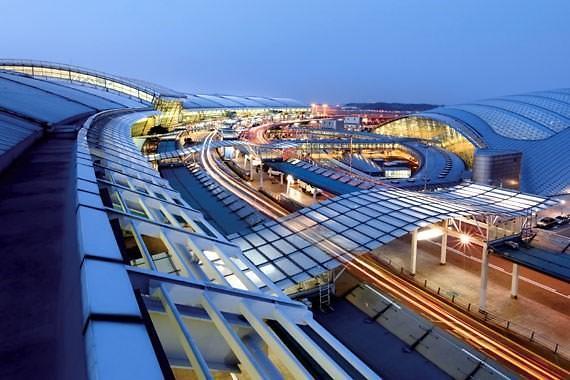 仁川机场成功经验出口海外 代理经营科威特机场第4航站楼