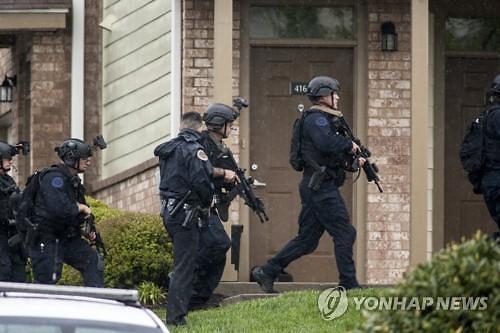 中, 美 인권보고서 발표...총기 범죄·인종 차별 등 지적