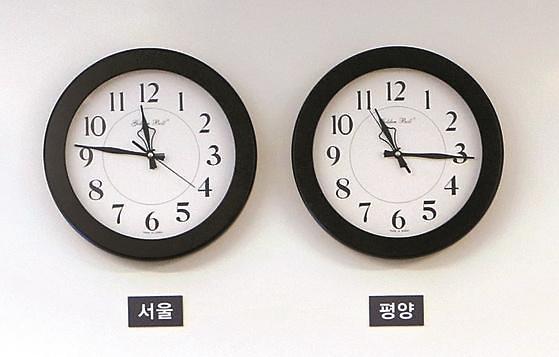 朝鲜5月5日起统一韩朝时区 或产生可观经济效果