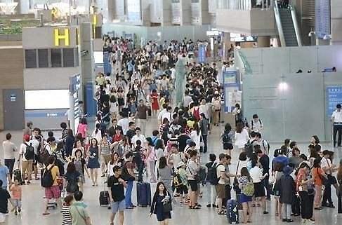 韩国访华游客大增 萨德利空化解