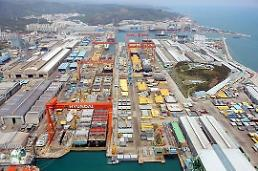 ​​Hyundai shipyard posts first quarter net loss