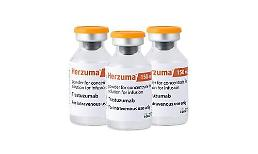 .S. Korean biosimilar Herzuma on sale in Britain.