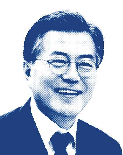"""文대통령 """"북일대화 재개돼야…金, 일본과 대화할 용의있다"""""""