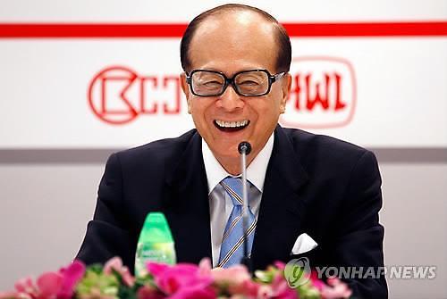 """[차이나리포트] 아흔살 노장 홍콩갑부 리카싱 은퇴 """"사업보다 사람됨됨이가 우선"""""""
