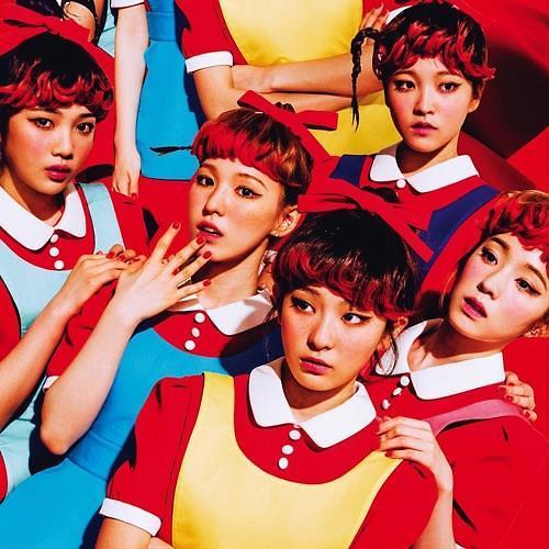 Red Velvet《Dumb Dumb》MV播放量破亿