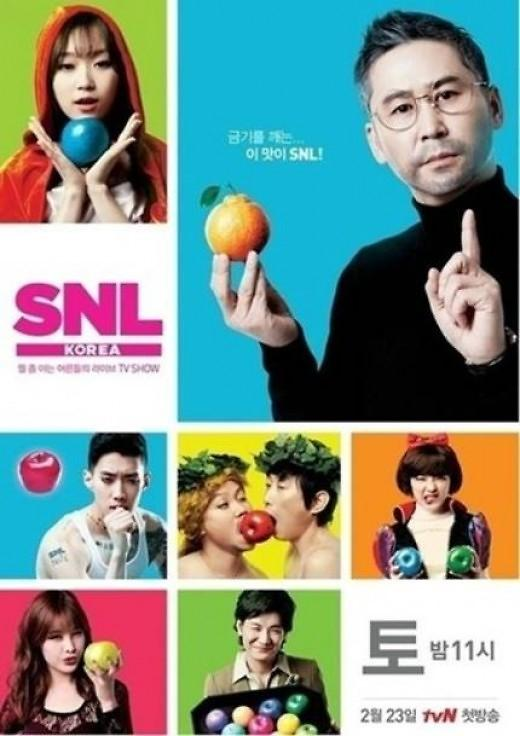 再见!韩综《SNL Korea》正式宣布停播