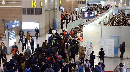 今夏韩国人旅游首选中国和日本