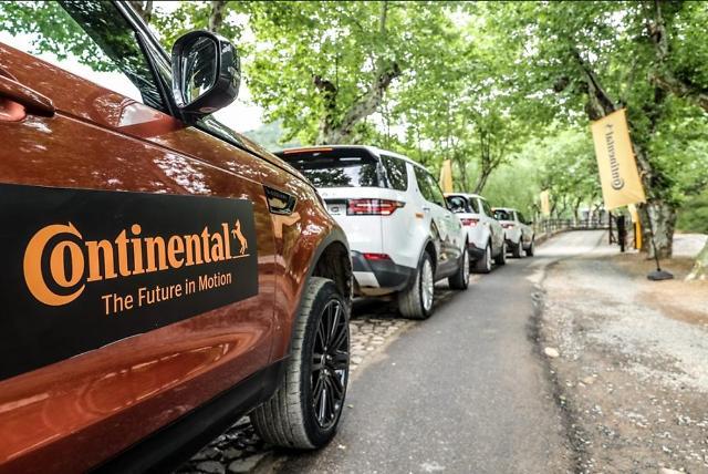 콘티넨탈, 타이어 '울트라 콘택트 UC6 SUV' 출시 기념 시승행사 진행