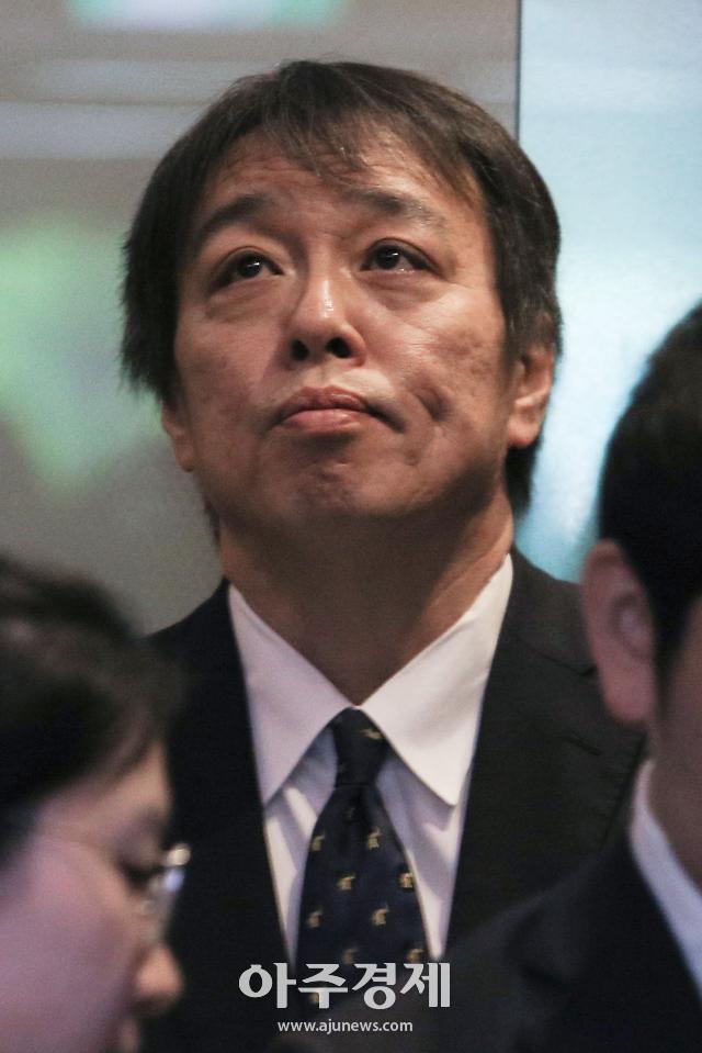 [포토] 초치, 미즈시마 고이치 총괄공사