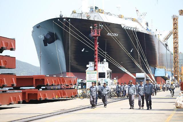 대우조선해양 1Q 영업이익 2986억원… 전년比 33.7%↑