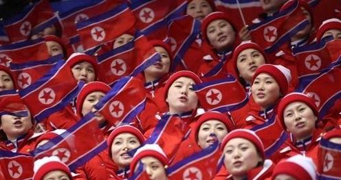 调查:平昌冬奥积极转变韩保守派对朝观念
