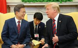 .特朗普会见文在寅:韩美FTA出现转机?.
