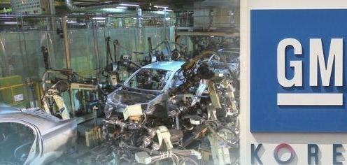 韩国通用群山厂将于31日关闭
