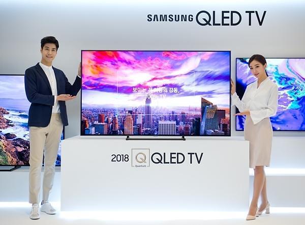 三星LG电视机走高端路线奏效 与中国品牌差距拉大