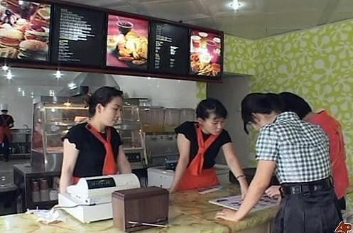 麦当劳?肯德基?金正恩考虑在平壤开汉堡连锁店