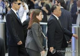 Senior N. Korean official appears in New York: Yonhap