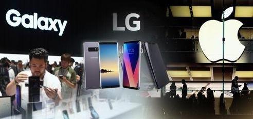 三星电子一季度国内智能手机市场占有率回升