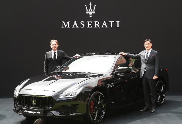 国际豪车在韩国销量激增 平均1天卖出18辆
