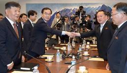 .Two Koreas agree to kickstart series of talks on rapprochement.