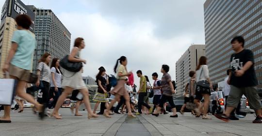 调查:韩国人生活质量满意度为6.4分