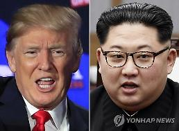 Time set for Trump-Kim summit in Singapore: Yonhap