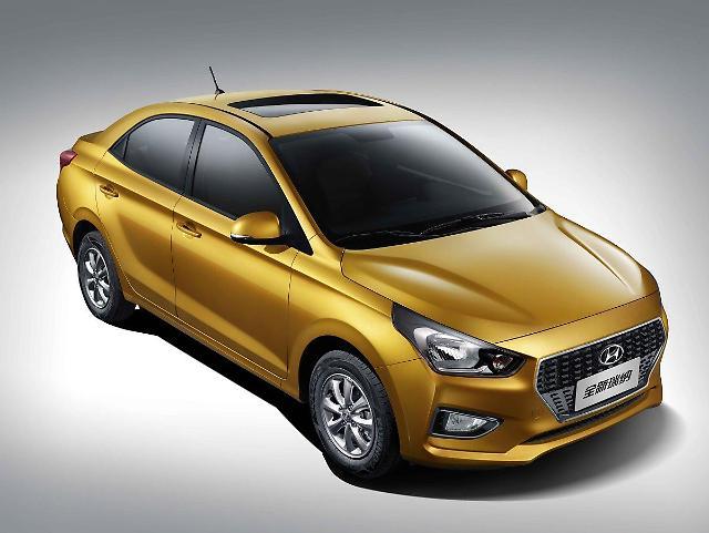 北京现代与合作企业再生分歧 小型汽车连续两月停产
