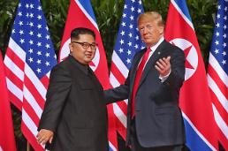 [SUMMIT] Historic summit begins with handshake and exchange of body language