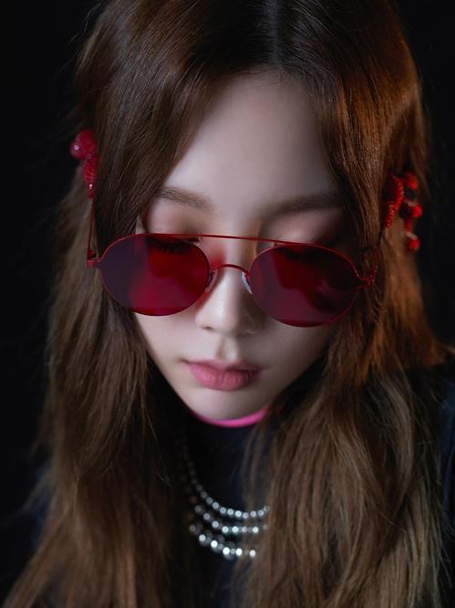 泰妍将携迷你专辑《Something New》回归