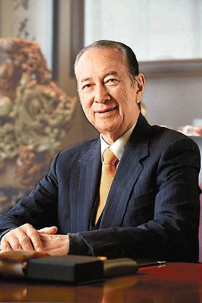 [who?] 96세에 은퇴한 마카오 카지노 황제 스탠리 호