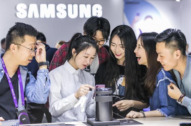三星Galaxy S9力压华为小米 获中国媒体盛赞