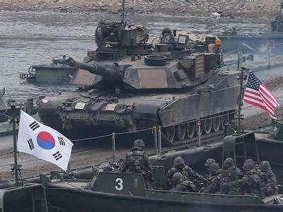 美国防部:美韩军演无限期延长