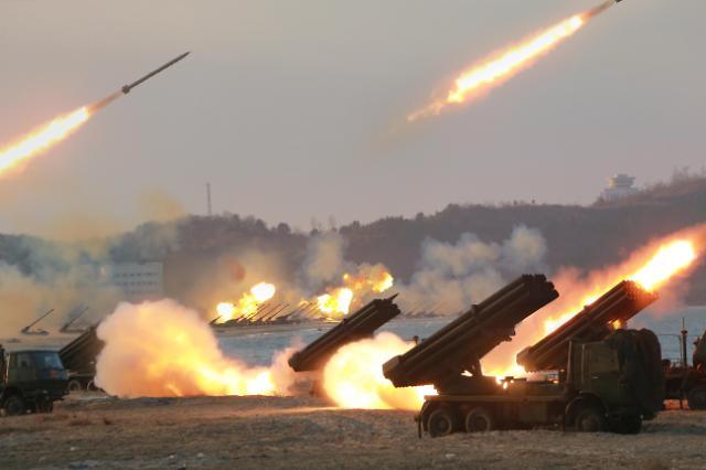 S. Korea wants N.Korean long-range artillery away from border: Yonhap
