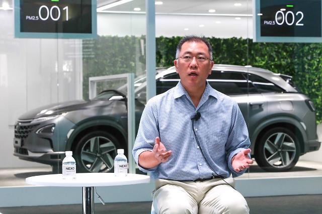 现代携手奥迪共同进军中国氢动力汽车市场