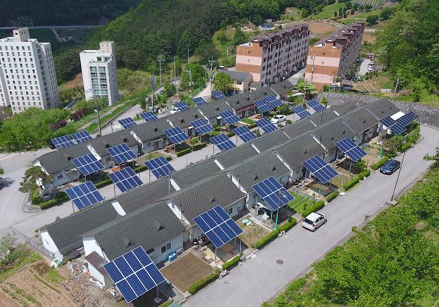 Renewable energy supply more than doubles in S. Korea