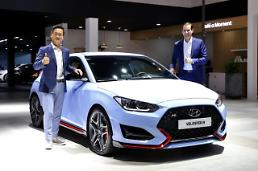 Hyundai unleashes high-performance compact sedan Veloster N