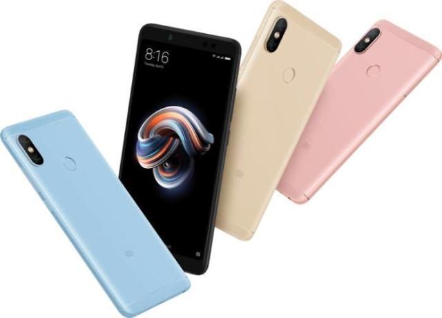 小米手机与三大通讯公司签署协议 下月在韩发售红米Note5