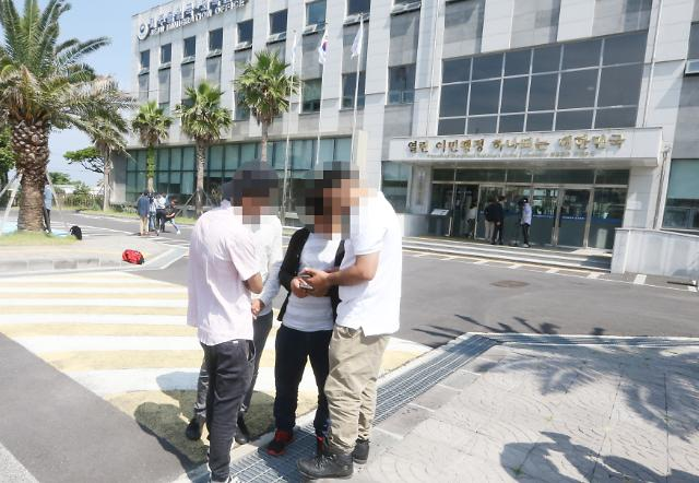 S. Korea embroiled in unexperienced debate over foreign refugees