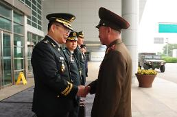 .Koreas agree to speed up restoration of military communication lines .